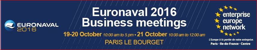 Euronaval at the Paris Le Bourget-17 to 21 October 2016